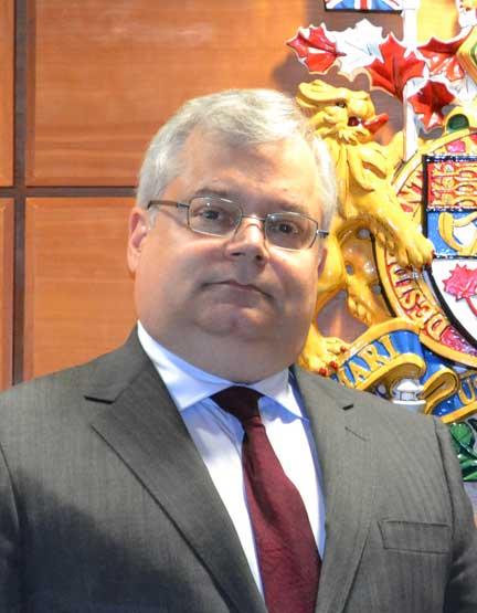 Justice David Stratas